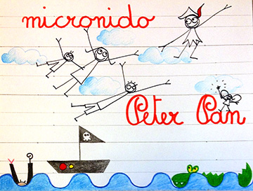 Micronido Peter Pan – Rovellasca